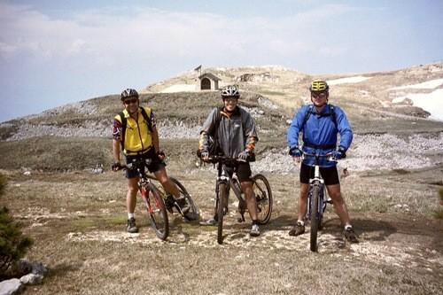 Foto: hofchri / Mountainbike Tour / Monte Altissimo (2079m) – klassisch von Torbole / 25.05.2009 22:22:46