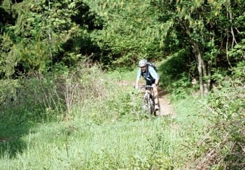 Foto: hofchri / Mountainbike Tour / Monte Altissimo (2079m) – klassisch von Torbole / 25.05.2009 22:22:50