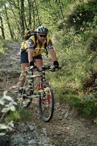 Foto: hofchri / Mountainbike Tour / Monte Altissimo (2079m) – klassisch von Torbole / 25.05.2009 22:22:56