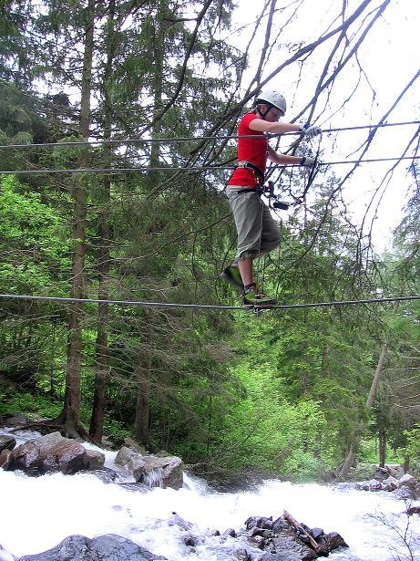 Foto: Andreas Koller / Klettersteig Tour / Stuibenfall Klettersteig (1460m) / 25.05.2009 18:50:38