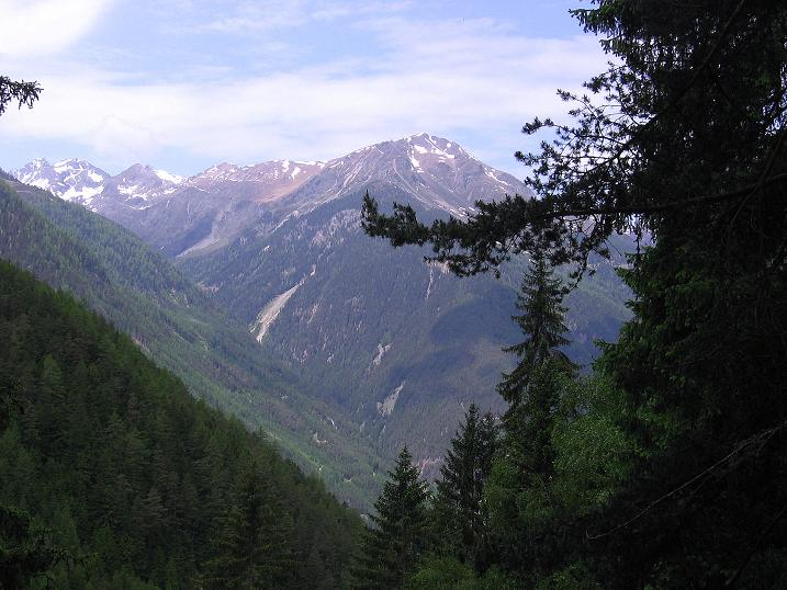 Foto: Andreas Koller / Klettersteig Tour / Stuibenfall Klettersteig (1460m) / Ötztaler Alpen im W / 25.05.2009 18:50:27