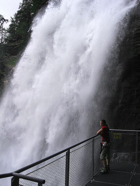 Foto: Andreas Koller / Klettersteig Tour / Stuibenfall Klettersteig (1460m) / 25.05.2009 18:39:43