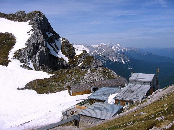 Foto: Andreas Koller / Klettersteig Tour / Karwendelspitze Klettersteig (2385m) / 27.05.2009 23:14:13