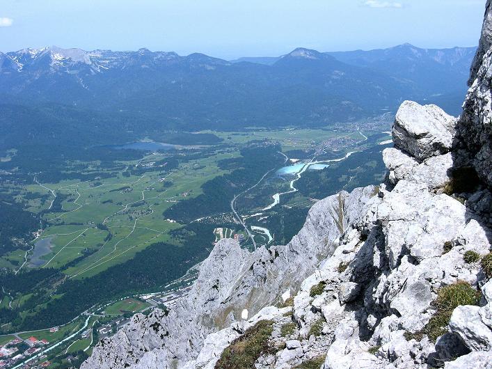 Foto: Andreas Koller / Klettersteig Tour / Karwendelspitze Klettersteig (2385m) / 27.05.2009 23:10:27