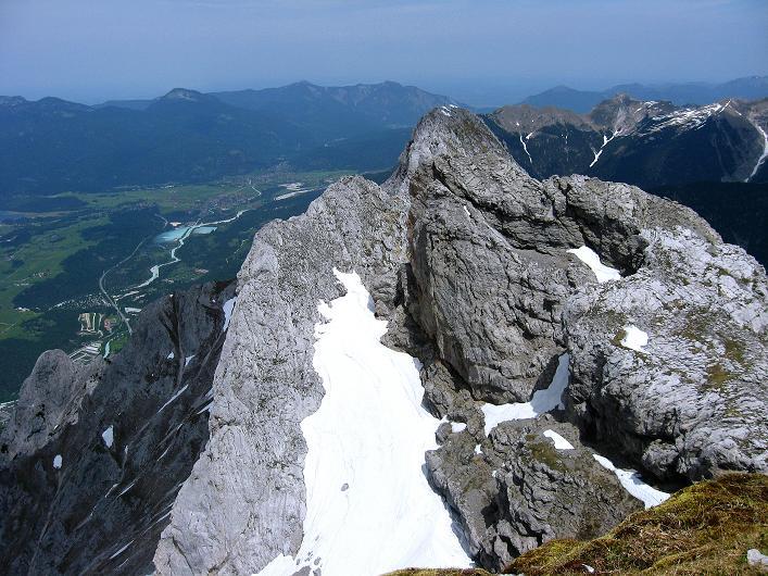Foto: Andreas Koller / Klettersteig Tour / Karwendelspitze Klettersteig (2385m) / 27.05.2009 23:06:13