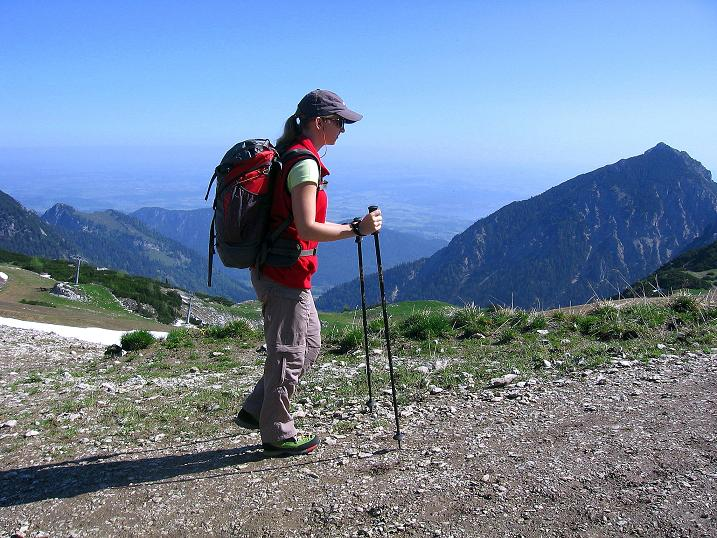 Foto: Andreas Koller / Klettersteig Tour / Friedberger Klettersteig und Steig auf die Rote Flüh (2111m) / 27.05.2009 01:13:49