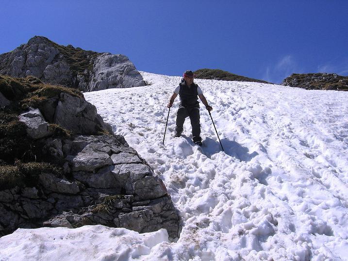 Foto: Andreas Koller / Klettersteig Tour / Friedberger Klettersteig und Steig auf die Rote Flüh (2111m) / 27.05.2009 00:55:36