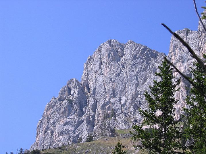 Foto: Andreas Koller / Klettersteig Tour / Friedberger Klettersteig und Steig auf die Rote Flüh (2111m) / Rote Flüh / 27.05.2009 00:50:43