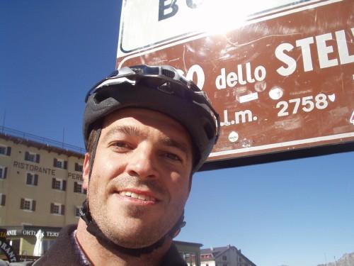 Foto: hofchri / Mountainbike Tour / Ortlerhaus (3028m) über Stilfser Joch (2758m) / 28.05.2009 22:00:34