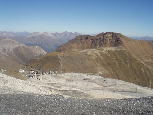 Foto: hofchri / Mountainbike Tour / Ortlerhaus (3028m) über Stilfser Joch (2758m) / 28.05.2009 22:00:38
