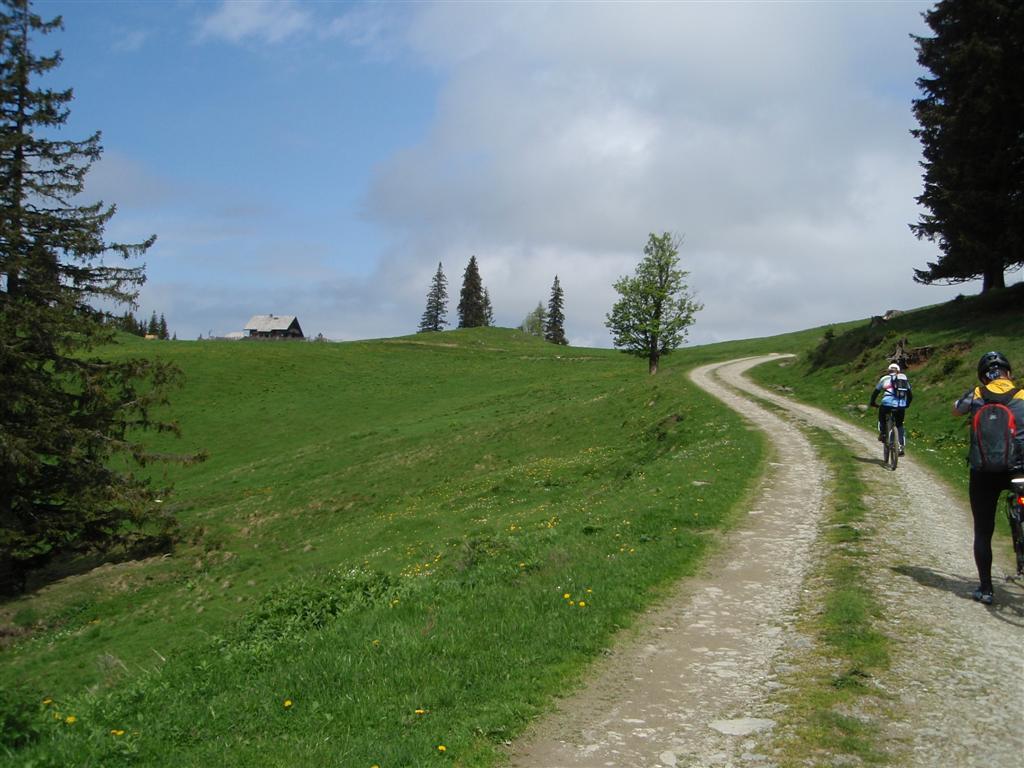 Foto: bierracer / Mountainbike Tour / Hofbauerhütte / 30.05.2009 10:45:47