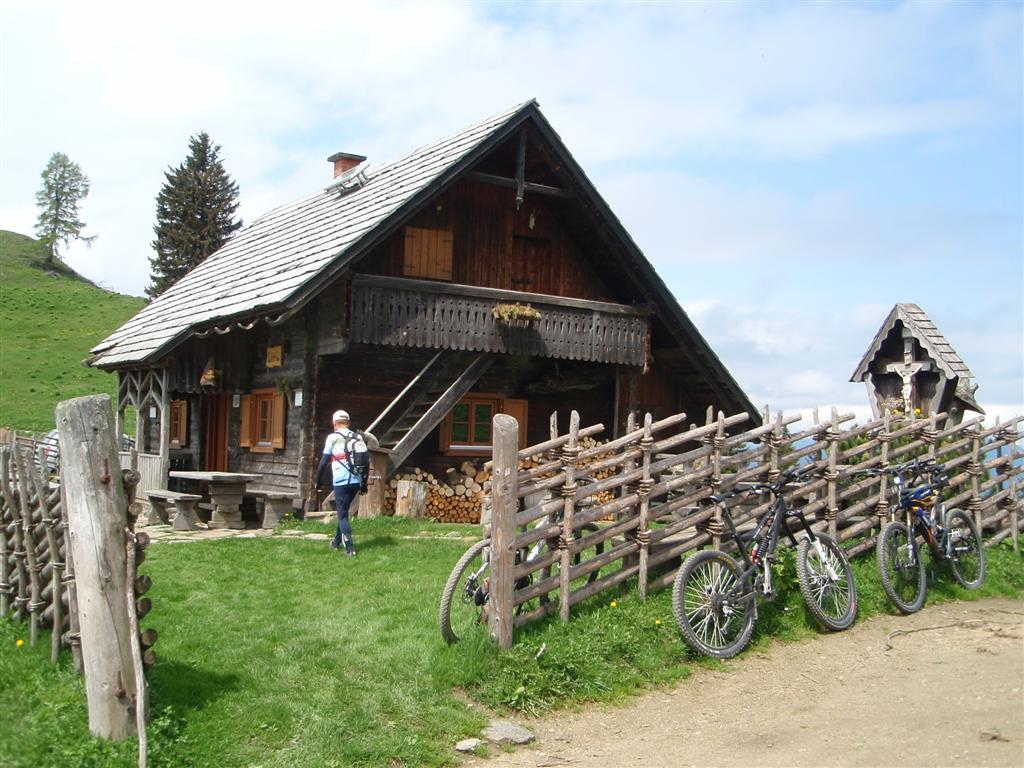 Foto: bierracer / Mountainbike Tour / Hofbauerhütte / 30.05.2009 10:45:33