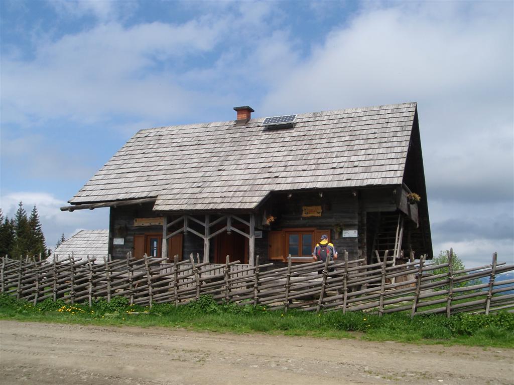 Foto: bierracer / Mountainbike Tour / Hofbauerhütte / Hofbauerhütte (Bikerfreundlich)!! / 30.05.2009 10:45:11