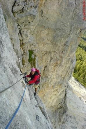 Foto: winsch / Klettersteig Tour / Haid Steig / 02.06.2009 13:41:14
