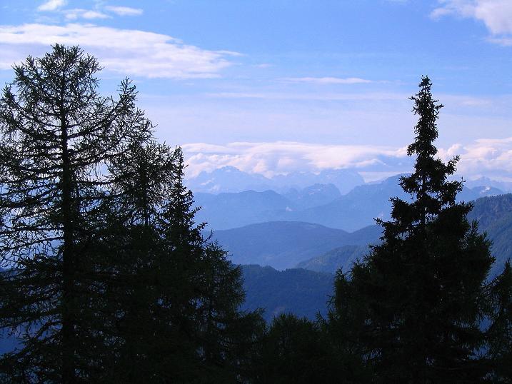 Foto: Andreas Koller / Wander Tour / Einsame Tour auf die Hochtristen (2536m) / 03.06.2009 21:49:20