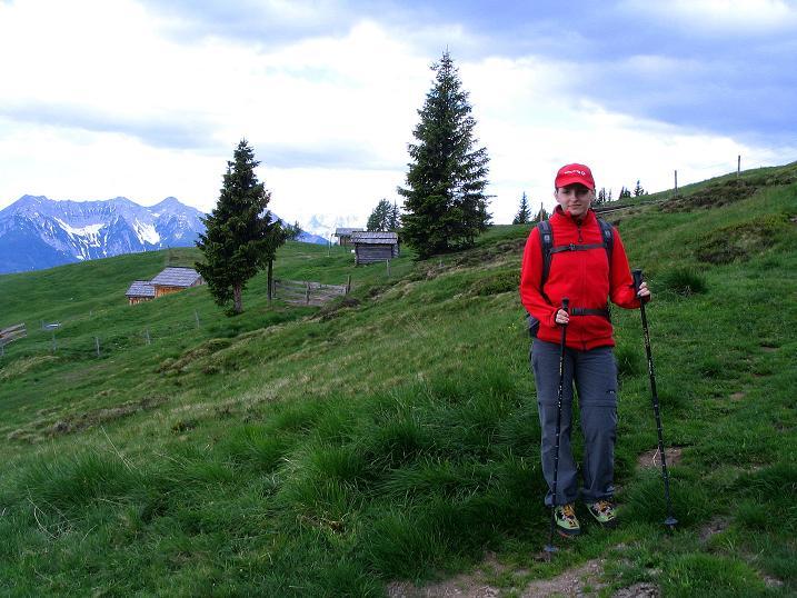 Foto: Andreas Koller / Wander Tour / Einsame Tour auf die Hochtristen (2536m) / 03.06.2009 21:48:58