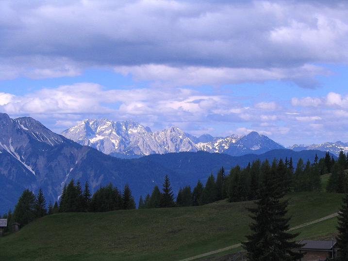 Foto: Andreas Koller / Wander Tour / Einsame Tour auf die Hochtristen (2536m) / Lienzer Dolomiten / 03.06.2009 21:48:30