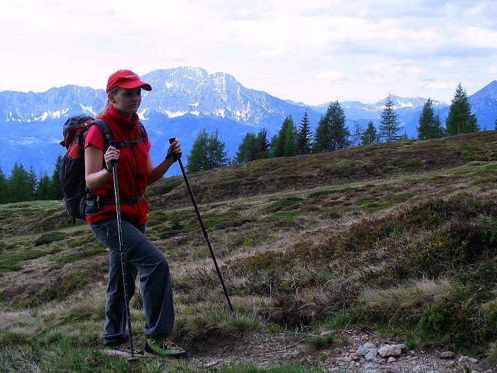 Foto: Andreas Koller / Wander Tour / Einsame Tour auf die Hochtristen (2536m) / 03.06.2009 21:48:15