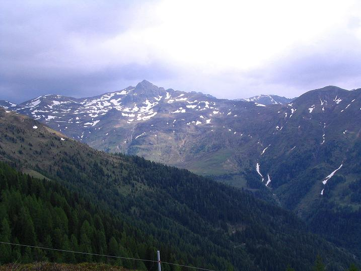 Foto: Andreas Koller / Wander Tour / Einsame Tour auf die Hochtristen (2536m) / 03.06.2009 21:47:51