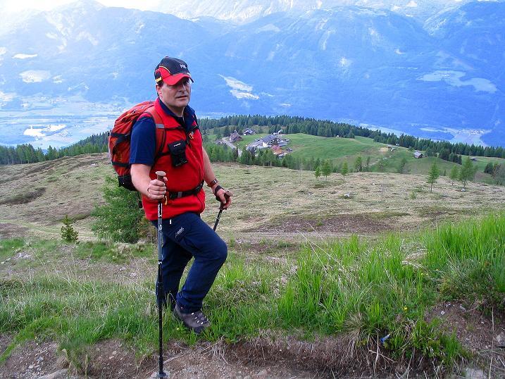 Foto: Andreas Koller / Wander Tour / Einsame Tour auf die Hochtristen (2536m) / 03.06.2009 21:47:44