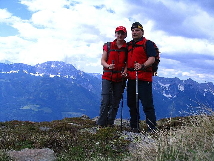 Foto: Andreas Koller / Wander Tour / Einsame Tour auf die Hochtristen (2536m) / 03.06.2009 21:45:54