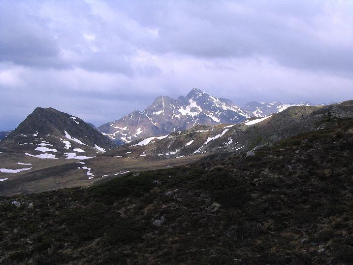 Foto: Andreas Koller / Wander Tour / Einsame Tour auf die Hochtristen (2536m) / 03.06.2009 21:45:39
