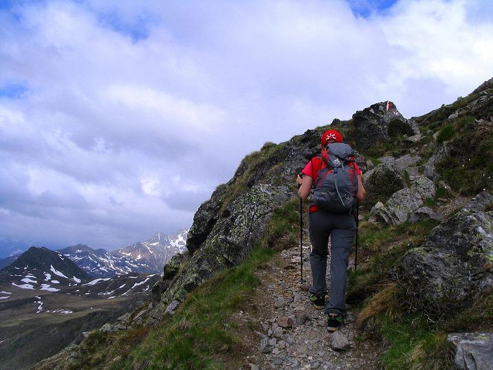 Foto: Andreas Koller / Wander Tour / Einsame Tour auf die Hochtristen (2536m) / 03.06.2009 21:44:02