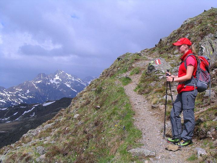 Foto: Andreas Koller / Wander Tour / Einsame Tour auf die Hochtristen (2536m) / 03.06.2009 21:43:55