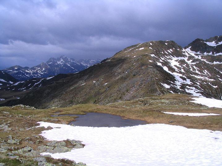 Foto: Andreas Koller / Wander Tour / Einsame Tour auf die Hochtristen (2536m) / 03.06.2009 21:43:19