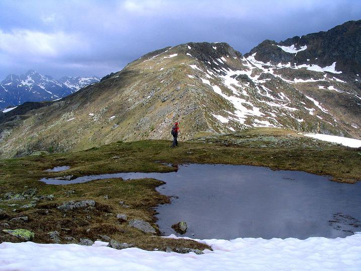 Foto: Andreas Koller / Wander Tour / Einsame Tour auf die Hochtristen (2536m) / 03.06.2009 21:43:10
