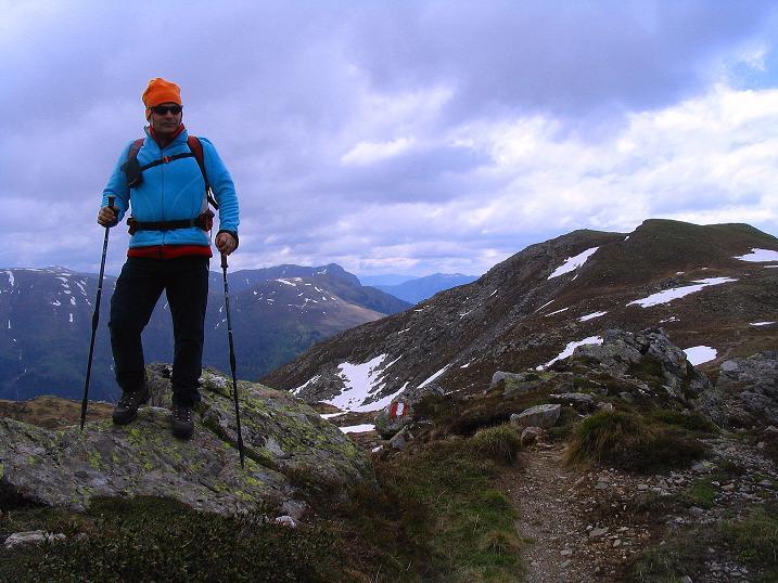 Foto: Andreas Koller / Wander Tour / Einsame Tour auf die Hochtristen (2536m) / 03.06.2009 21:41:46