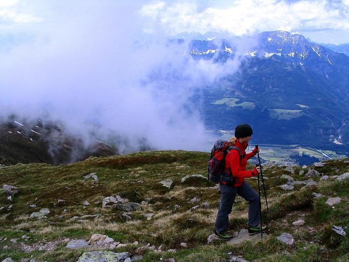 Foto: Andreas Koller / Wander Tour / Einsame Tour auf die Hochtristen (2536m) / 03.06.2009 21:41:33
