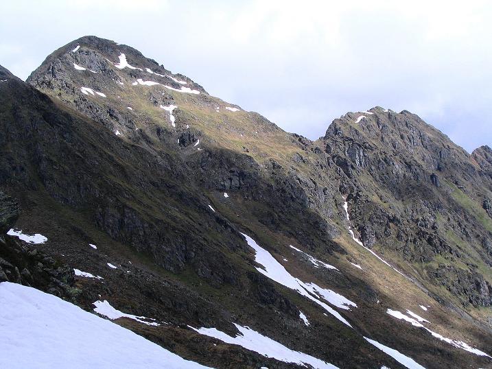 Foto: Andreas Koller / Wander Tour / Einsame Tour auf die Hochtristen (2536m) / 03.06.2009 21:41:25