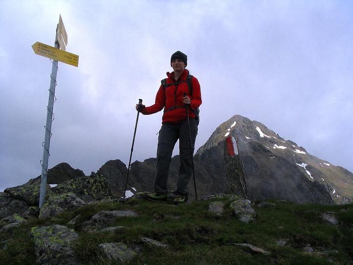 Foto: Andreas Koller / Wander Tour / Einsame Tour auf die Hochtristen (2536m) / 03.06.2009 21:40:53