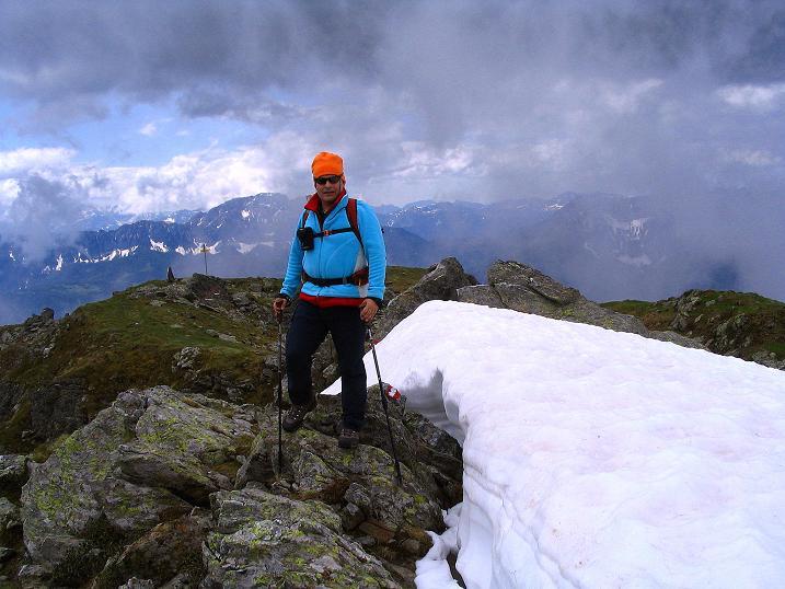 Foto: Andreas Koller / Wander Tour / Einsame Tour auf die Hochtristen (2536m) / 03.06.2009 21:40:45