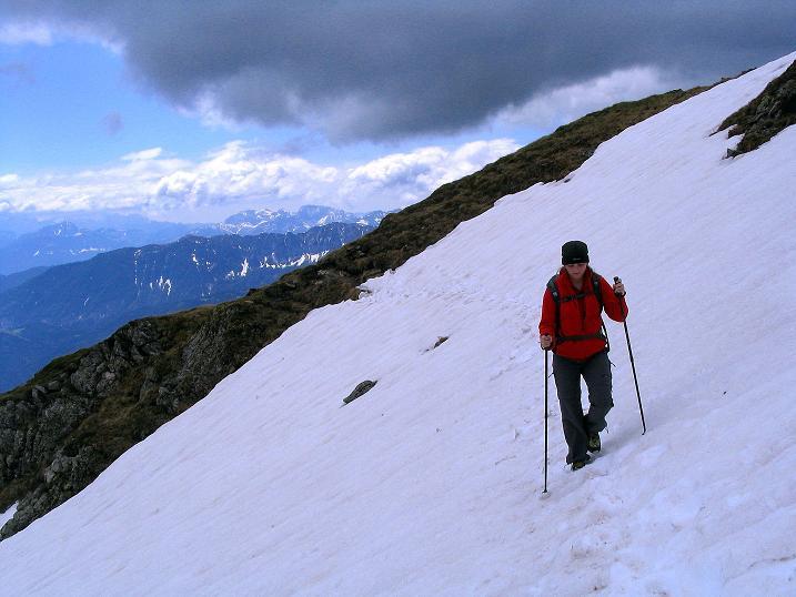 Foto: Andreas Koller / Wander Tour / Einsame Tour auf die Hochtristen (2536m) / 03.06.2009 21:40:26