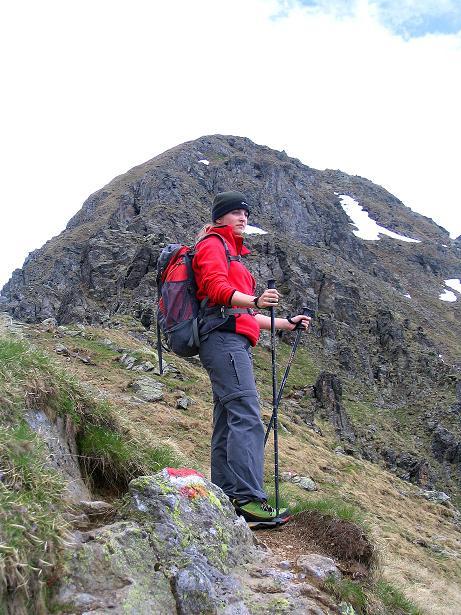 Foto: Andreas Koller / Wander Tour / Einsame Tour auf die Hochtristen (2536m) / 03.06.2009 21:40:04