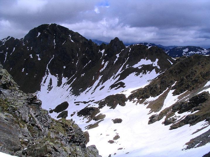Foto: Andreas Koller / Wander Tour / Einsame Tour auf die Hochtristen (2536m) / Die Grafische Tristen (2558 m) / 03.06.2009 21:39:09