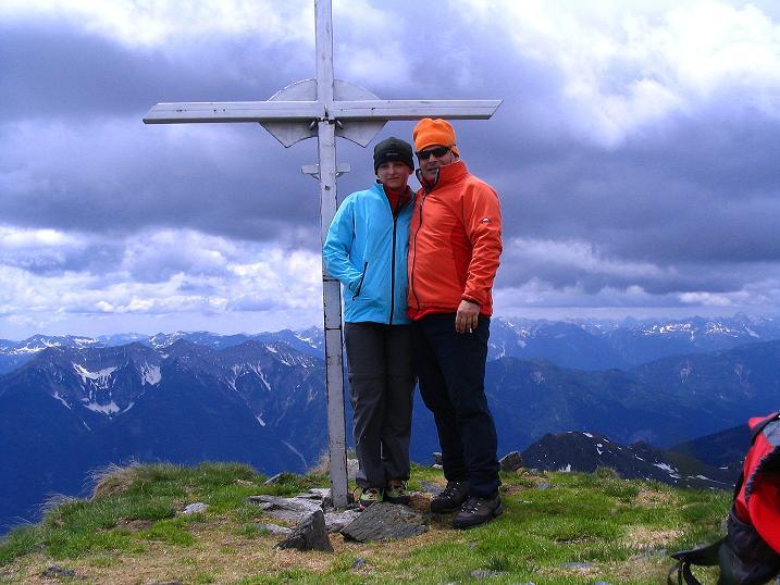 Foto: Andreas Koller / Wander Tour / Einsame Tour auf die Hochtristen (2536m) / 03.06.2009 21:38:12