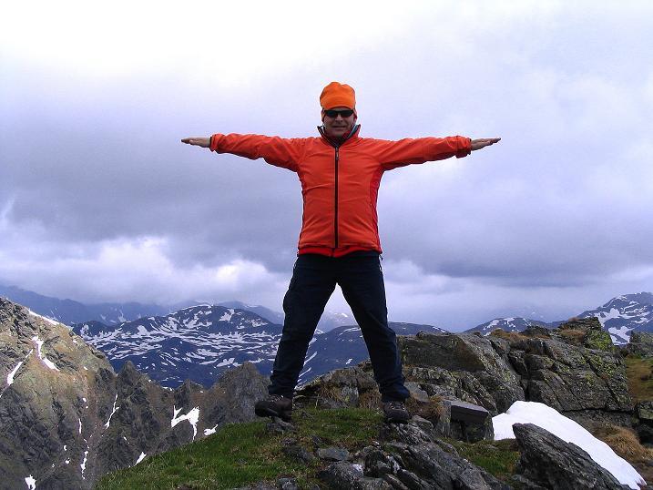 Foto: Andreas Koller / Wander Tour / Einsame Tour auf die Hochtristen (2536m) / 03.06.2009 21:37:03