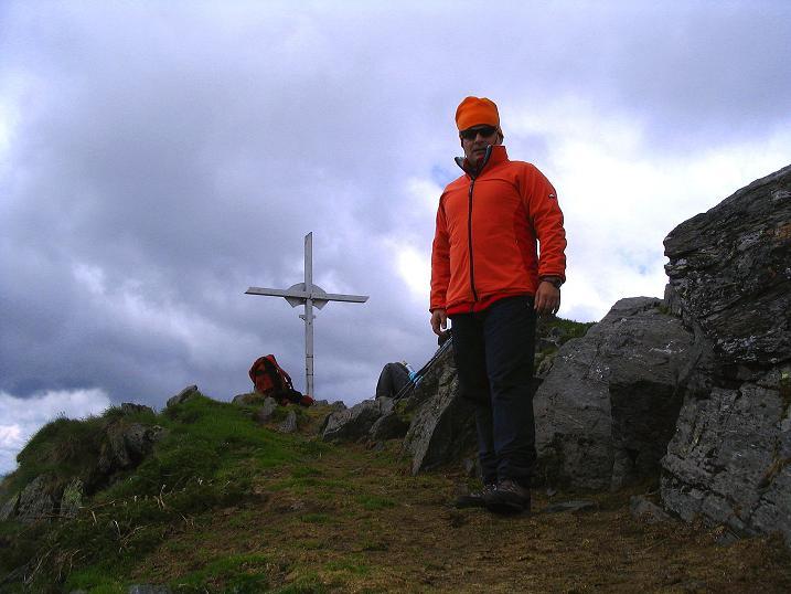Foto: Andreas Koller / Wander Tour / Einsame Tour auf die Hochtristen (2536m) / 03.06.2009 21:36:15