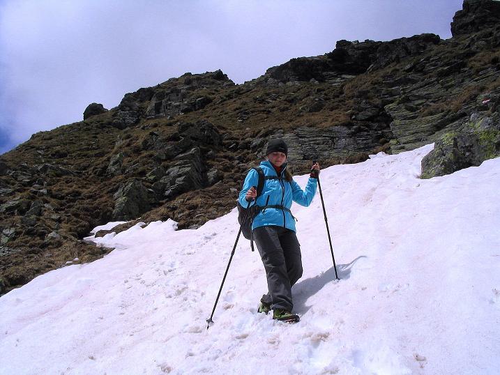 Foto: Andreas Koller / Wander Tour / Einsame Tour auf die Hochtristen (2536m) / Abstieg von der Hochtristen / 03.06.2009 21:35:37