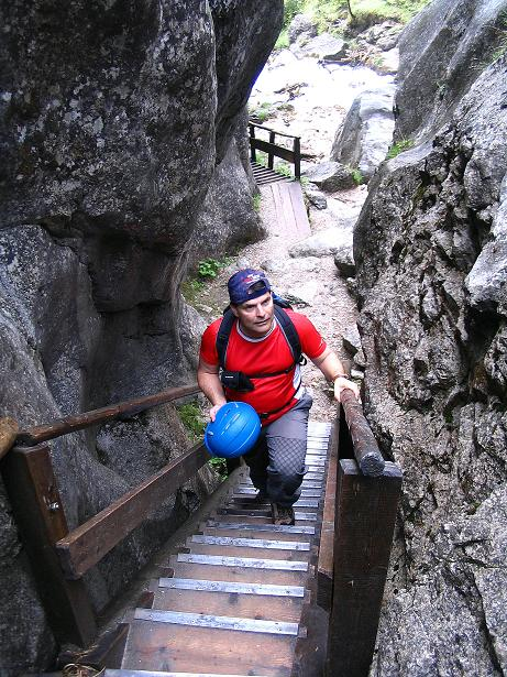 Foto: Andreas Koller / Klettersteig Tour / Klettersteig Siega (1510m) / 04.06.2009 21:54:34