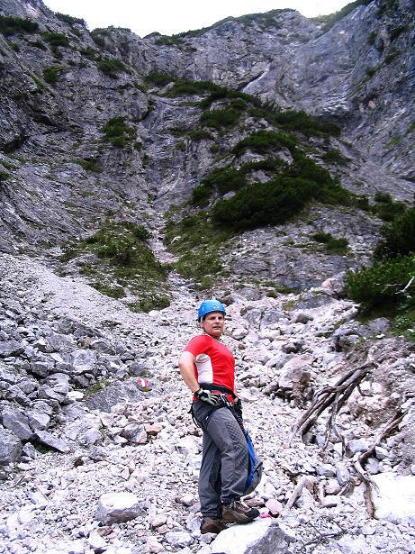 Foto: Andreas Koller / Klettersteig Tour / Klettersteig Siega (1510m) / 04.06.2009 21:52:39