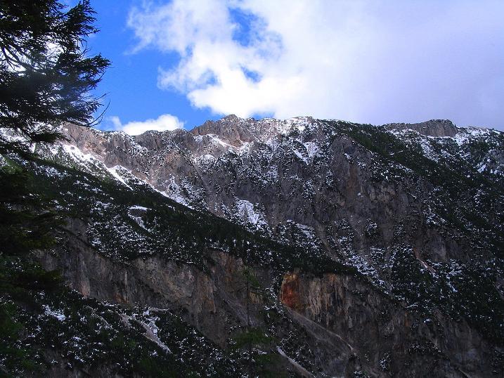 Foto: Andreas Koller / Klettersteig Tour / Klettersteig Siega (1510m) / 04.06.2009 21:47:35
