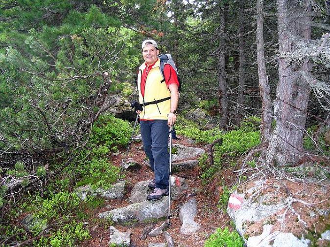 Foto: Andreas Koller / Wander Tour / Auf Gamsspuren über die Seekarspitze (2115m) / 07.06.2009 18:34:44