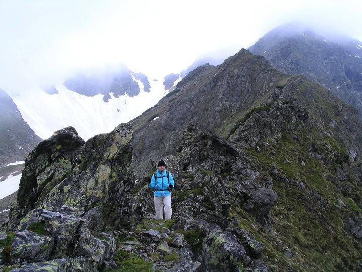 Foto: Andreas Koller / Wander Tour / Auf Gamsspuren über die Seekarspitze (2115m) / 07.06.2009 18:31:48