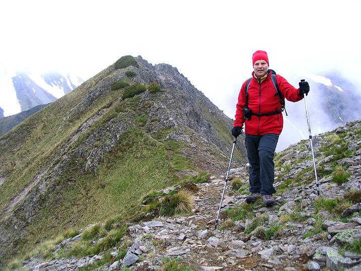 Foto: Andreas Koller / Wander Tour / Auf Gamsspuren über die Seekarspitze (2115m) / Knapp vor der Großen Rübe / 07.06.2009 18:29:13