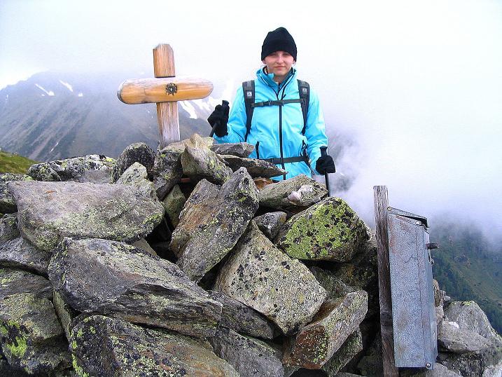 Foto: Andreas Koller / Wander Tour / Auf Gamsspuren über die Seekarspitze (2115m) / Auf der Großen Rübe / 07.06.2009 18:28:57