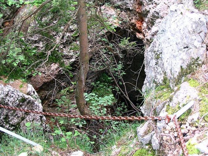 Foto: Andreas Koller / Klettersteig Tour / Klettersteig E 60 (758m) / Die Schiebbögen / 08.06.2009 23:50:37